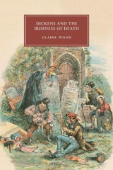 Omslag - Dickens and the Business of Death
