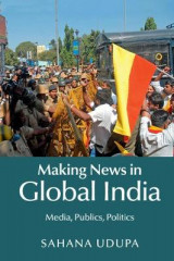 Omslag - Making News in Global India