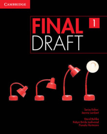Final Draft Level 1 Student's Book with Online Writing Pack: Level 1 av David Bohlke, Robyn Brinks Lockwood og Pamela Hartmann (Blandet mediaprodukt)