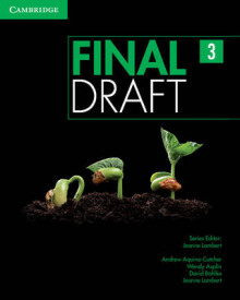 Final Draft Level 3 Student's Book with Online Writing Pack: Level 3 av Andrew Aquino-Cutcher, Wendy Asplin, David Bohlke og Jeanne Lambert (Blandet mediaprodukt)