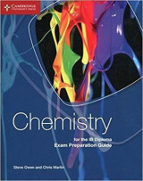 Omslag - Chemistry for the IB Diploma Exam Preparation Guide