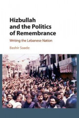 Omslag - Hizbullah and the Politics of Remembrance
