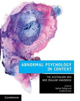 Omslag - Abnormal Psychology in Context