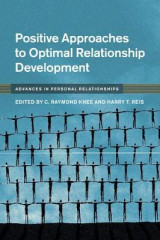 Omslag - Positive Approaches to Optimal Relationship Development