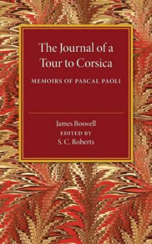 The Journal of a Tour to Corsica av James Boswell (Heftet)