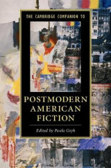 Omslag - The Cambridge Companion to Postmodern American Fiction