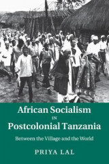 Omslag - African Socialism in Postcolonial Tanzania