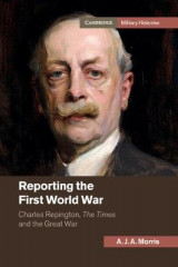 Omslag - Reporting the First World War