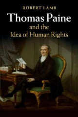 Omslag - Thomas Paine and the Idea of Human Rights