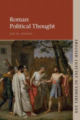 Omslag - Roman Political Thought