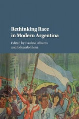 Omslag - Rethinking Race in Modern Argentina