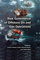 Omslag - Risk Governance of Offshore Oil and Gas Operations