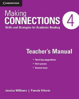 Omslag - Making Connections Level 4 Teacher's Manual