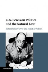Omslag - C. S. Lewis on Politics and the Natural Law