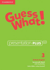 Omslag - Guess What! Level 3 Presentation Plus British English