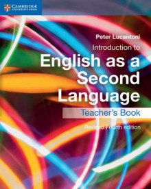 Introduction to English as a Second Language Teacher's Book av Peter Lucantoni (Heftet)