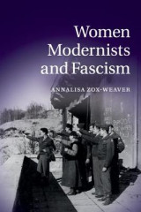 Omslag - Women Modernists and Fascism