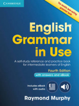 Omslag - English Grammar in Use Book with Answers and Interactive eBook