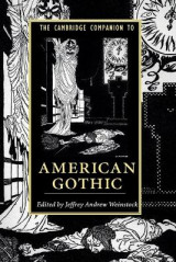 Omslag - The Cambridge Companion to American Gothic