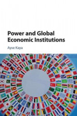 Omslag - Power and Global Economic Institutions
