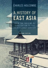 Omslag - A History of East Asia