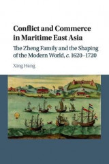 Omslag - Conflict and Commerce in Maritime East Asia