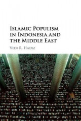 Omslag - Islamic Populism in Indonesia and the Middle East