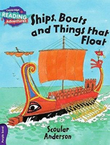 Ships, Boats and Things that Float Purple Band av Scoular Anderson (Heftet)
