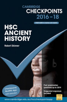Cambridge Checkpoints HSC Ancient History 2016-18 av Robert Skinner (Heftet)