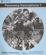 Omslag - Panorama Francophone 1 Cahier D'exercises - 5 Books Pack