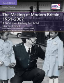 A/AS Level History for AQA The Making of Modern Britain, 1951-2007 Student Book av David Dutton, Lucien Jenkins og Richard Kerridge (Heftet)