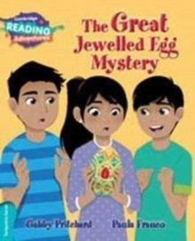The Great Jewelled Egg Mystery Turquoise Band av Gabby Pritchard (Heftet)