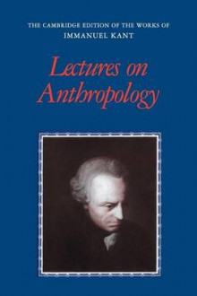 Lectures on Anthropology av Immanuel Kant (Heftet)