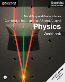 Cambridge International AS and A Level Physics Workbook with CD-ROM av David Sang og Graham Jones (Blandet mediaprodukt)