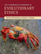 Omslag - The Cambridge Handbook of Evolutionary Ethics