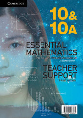 Essential Mathematics for the Australian Curriculum Year 10 Teacher Support Print Option av Jenny Goodman, David Greenwood, David Robertson, Jenny Vaughan og Sarah Woolley (Heftet)