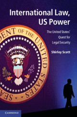Omslag - International Law, US Power