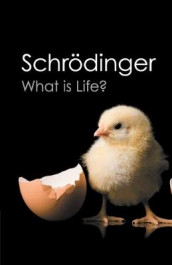 What is Life? av Erwin Schrodinger (Heftet)