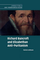 Omslag - Richard Bancroft and Elizabethan Anti-Puritanism