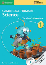 Omslag - Cambridge Primary Science Stage 1 with CD-ROM Teacher's Resource with CD-ROM