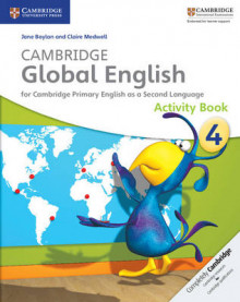 Cambridge Global English Stage 4 Activity Book av Jane Boylan og Claire Medwell (Heftet)
