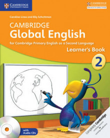Cambridge Global English Stage 2 Learner's Book with Audio CDs (2): Stage 2 av Caroline Linse og Elly Schottman (Blandet mediaprodukt)