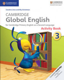 Cambridge Global English Stage 3 Activity Book av Caroline Linse og Elly Schottman (Heftet)