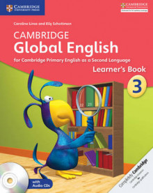 Cambridge Global English Stage 3 Learner's Book with Audio CDs (2): Stage 3 av Caroline Linse og Elly Schottman (Blandet mediaprodukt)