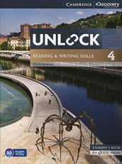 Unlock Level 4 Reading and Writing Skills Student's Book and Online Workbook av Chris Sowton (Blandet mediaprodukt)