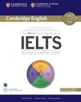 Omslag - The Official Cambridge Guide to IELTS Student's Book with Answers with DVD-ROM