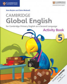 Cambridge Global English Stage 5 Activity Book av Jane Boylan og Claire Medwell (Heftet)