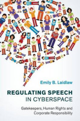 Omslag - Regulating Speech in Cyberspace