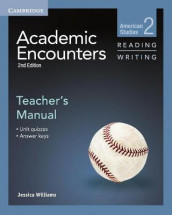 Academic Encounters Level 2 Teacher's Manual Reading and Writing av Jessica Williams (Heftet)