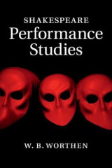 Omslag - Shakespeare Performance Studies